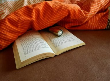 Do You Want to Stay Under the Covers With a Good Book?